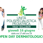 medi saluser open day dermatologico